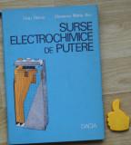 Surse electrochimice de putere Liviu Onciu Eleonora Maria Rus