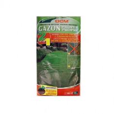 NPK 9-3-6 DCM 20kg pentru gazon fertilizat peluza+erbicid (2in1)