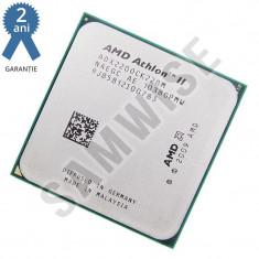 Procesor AMD Athlon II X2 220 2.8GHz 1MB Cache Socket AM2+ AM3 64-Bit GARANTIE! - Procesor PC AMD, Numar nuclee: 2, 2.5-3.0 GHz