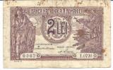 ROMANIA  - 2 LEI 1938