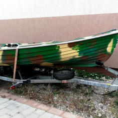 Barca, motor, peridoc, sonar