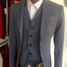 Costume Barbat, model 2017 - Costum barbati, Marime: 46, 48, 50, 52, 54, 56, Culoare: Din imagine