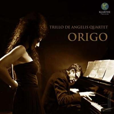 Trillo De Angelis Quartet - Origo ( 1 CD ) foto