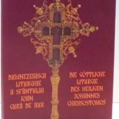 DUMNEZEIASCA LITURGHIE A SFANTULUI IOAN GURA DE AUR de PR. CONTSTANTIN MIHOC, 2006 - Carti Crestinism