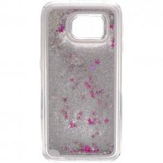 Capac de protectie Tellur Glitter pentru Samsung Galaxy S6 White