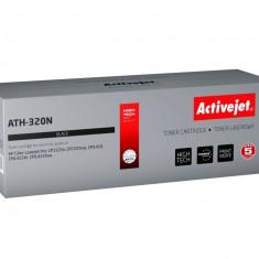 Cartus toner compatibil CE320A 128A Black pentru HP, Premium Activejet, Garantie 5 ani