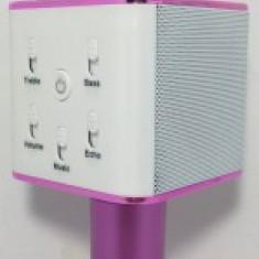 Microfon Portabil Cu Bluetooth, Dif. Incorporat - Echipament karaoke
