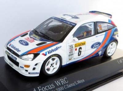 Minichamps Ford Focus WRC Winner raliul Monte Carlo 2000  1:43 foto