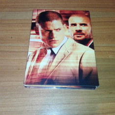 Box Set DVD Film/serial tv Prison Break Sezonul 2 Complet - 6 discuri - Film serial fox, Actiune, Engleza