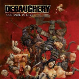 Debauchery - Continue To Kill ( 1 CD ) - Muzica Rock