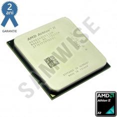 Procesor AMD Athlon II X2 B24 3GHz 2MB Cache AM2+ AM3 64-Bit Garantie 2 ANI !!! - Procesor PC AMD, Numar nuclee: 2, Peste 3.0 GHz