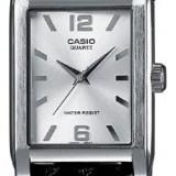 Ceas Casio MTP-1234 - Ceas dama Casio, Casual, Mecanic-Manual, Inox, Piele, Analog