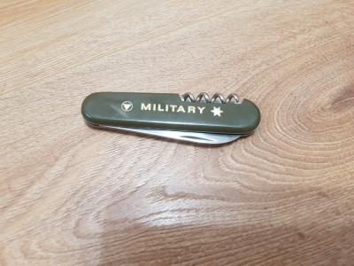 Briceag Military Hapo Austria 2 piese  - 55 lei foto