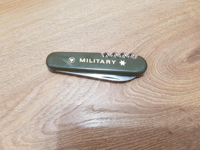Briceag Military Hapo Austria 2 piese  - 55 lei foto mare