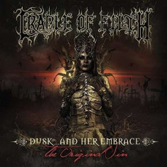 Cradle of Filth - Dusk & Her Embrace -remastered- ( 1 CD ) - Muzica Rock