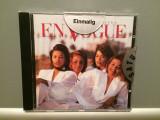 EN VOGUE - BORN TO SING (1990/ATLANTIC REC/GERMANY) - CD ORIGINAL/ca Nou, warner