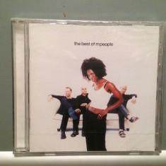 M PEOPLE - THE BEST OF (1998/BMG REC/UK) - CD ORIGINAL/Sigilat/Nou - Muzica Pop ariola