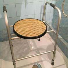 Scaun baie persoane cu dizabilitati