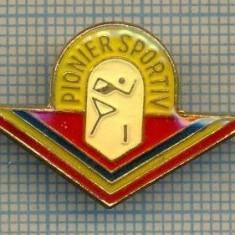 ZET 598 INSIGNA -PIONIER SPORTIV - CLASA A I-A(LOCUL I)