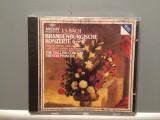 BACH - BRANDENBURG CONCERT 4,5,6 (1982/POLYDOR/RFG) - CD ORIGINAL/Sigilat/Nou, deutsche harmonia mundi