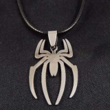 Pandantiv Spiderman + choker