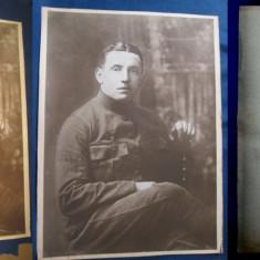 Foto mare carton militar Belgia.
