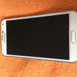 Samsung Galaxy S5 16GB ( + folie sticla si 2 baterii cu incarcator ) - Telefon mobil Samsung Galaxy S5, Alb, Neblocat, Single SIM