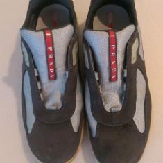 Adidas Prada - Adidasi barbati Prada, Marime: 42, Culoare: Gri
