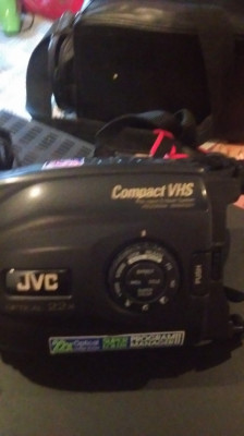 Camera video JVC foto