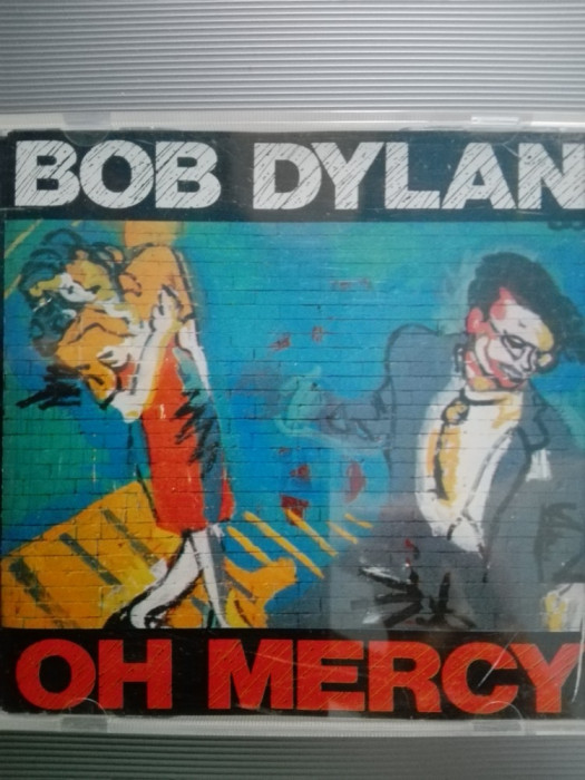 Bob Dylan Oh Mercy foto mare