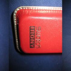 Cutie de ceas Swatch Irony.