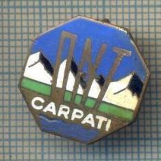 ZET601 INSIGNA TURISM - ONT CARPATI
