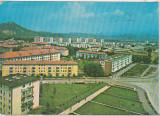 bnk cp Orasul Gheorghe Gheorghiu Dej - Vedere - circulata - marca fixa