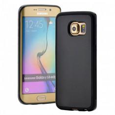 Carcasa Tellur Antigravity pentru Samsung S6 Edge Negru