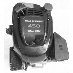Motor cu ax vertical 4.5HP 135cc - Axe cu came Moto