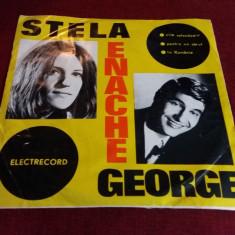 DISC VINIL STELA SI GEORGE ENACHE - Muzica pentru copii