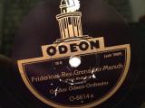 WAGNER/MOZART - (GRAMMOPHON/GERMANY) - DISC PATEFON/GRAMOFON/Stare F.Buna, Alte tipuri suport muzica