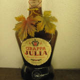 Tuica, grappa italiana, Stock, JULIA, ani 1950/60, cl 75 gr 42 sticla C 2431043