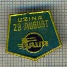 ZET 587 INSIGNA,, UZINA 23 AUGUST -FAUR