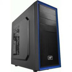 Carcasa DeepCool Tesseract DP-TESBF-BK BF Black SPCC Steel ATX Mid Tower Case - Carcasa PC