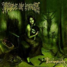Cradle of Filth - Thornography ( 2 VINYL ) - Muzica Rock