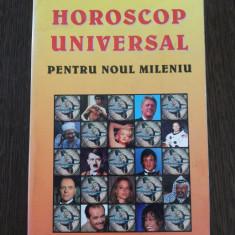 HOROSCOP UNIVERSAL * Pentru Noul Mileniu - Geraldine Rose, Cassandra Wilcox 1999 - Carte astrologie