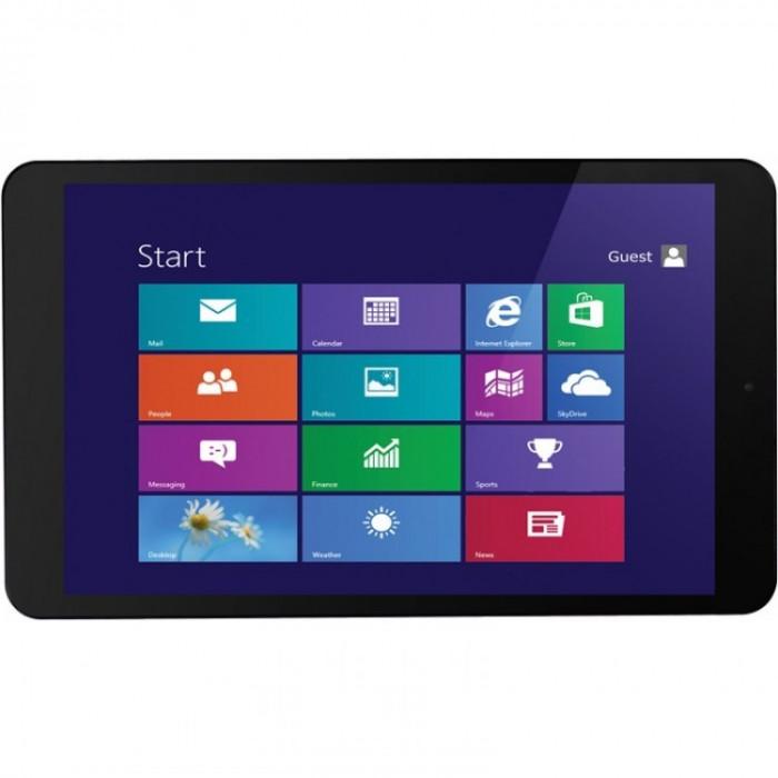 Tableta E-Star Gemini 8 Inch IPS Intel 3735G Quad Core 1 GB RAM 32 GB Flash Windows 8.1 Negru foto mare