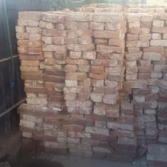 Caramida plina de presa veche, din demolare