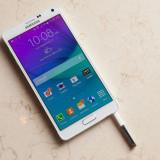 Samsung Galaxy Note 4 - Telefon mobil Samsung Galaxy Note 4, Alb, Neblocat