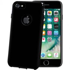 Husa Protectie Spate Celly GELSKIN800BE Black Edition Negru pentru Apple iPhone 7 - Husa Telefon Celly, iPhone 7/8