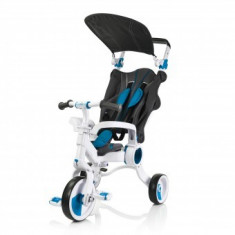 Tricicleta Pliabila Evolutiva Copii 10-36 Luni Galileo Blue - Tricicleta copii Graco