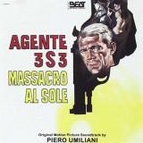 Piero Umiliani - Agente 3s3 Massacro Al.. ( 1 CD ) - Muzica soundtrack