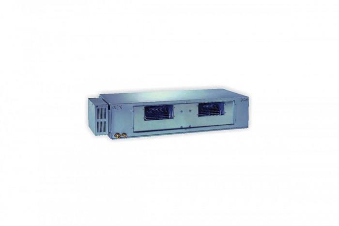 Aparat aer conditionat Fluo FGD - 121 EI/1JA - N2 12000BTU Inverter A+ Gri foto mare