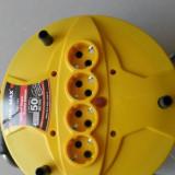 Rola cablu 50 ml / 1, 5 mm